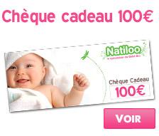 Cheque cadeau de 100 euros