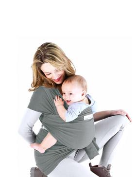 Écharpe de portage & Porte bébé