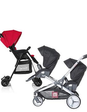 Soldes La Promenade de bébé