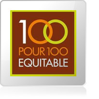 100 pour 100 équitable