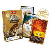 Bioviva - Gioco di carte - Nature Challenge Carnivori