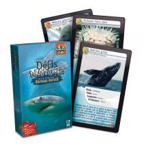 Bioviva - Gioco di carte - Nature Challenge Creature Marine