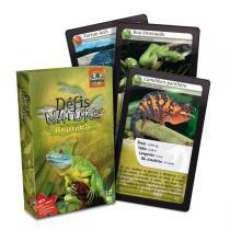 Bioviva - Gioco di carte - Nature Challenge Rettili
