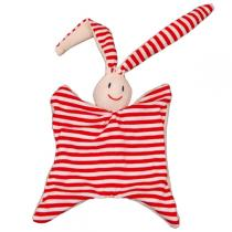 Keptin-Jr - Striped Organic Cotton Toddel Cuddly Toy