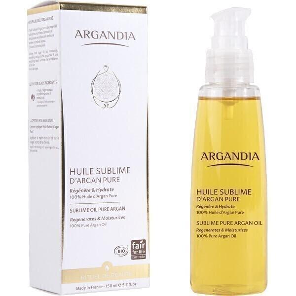 Argandia - Huile Sublime d'argan pure 150ml