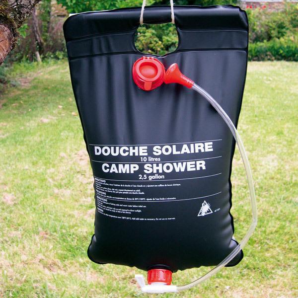 Douche solaire 10 litres cao acheter sur - Fabriquer une douche solaire ...