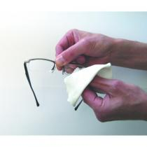 Ecodis - 2 Brillentücher aus Mikrofaser