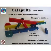 Equilibre et Aventure - Multicoloured Catapult