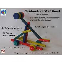 Equilibre et Aventures - Petit trébuchet couleur