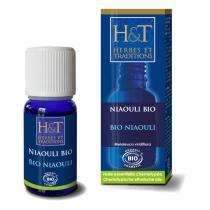 Herbes et Traditions - Huile Essentielle Bio Niaouli 10 mL