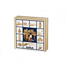 Kapla - 100 Piece Wooden Building Set