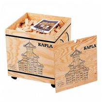 Kapla - 1000 Piece Block Set + 2 Booklets