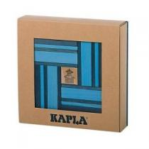 Kapla - 40 Piece Dual Colour Block Set + Booklet