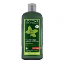 Logona - Shampooing purifiant à la mélisse 250 ml