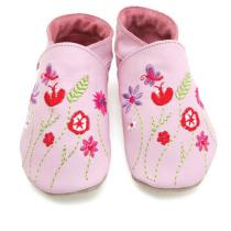 Starchild - Pantofole in cuoio Starchild Garden Baby