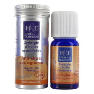 Synergie anti stress agrumes 10ml herbes et traditions - Anti herbe ecologique ...