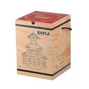 Kapla - 280 Piece Block Set + Booklet