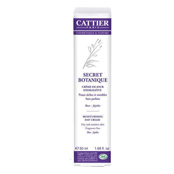 Cattier - Crème de jour peaux sèches 50ml