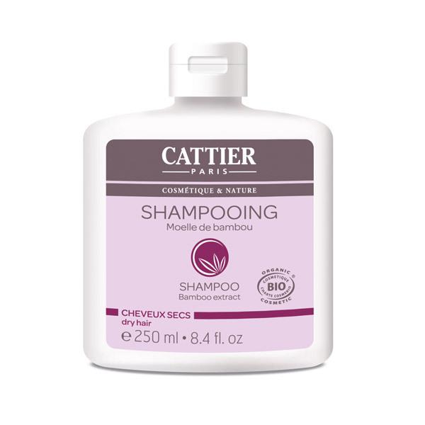Cattier - Shampoo al bambù capelli secchi 250ml
