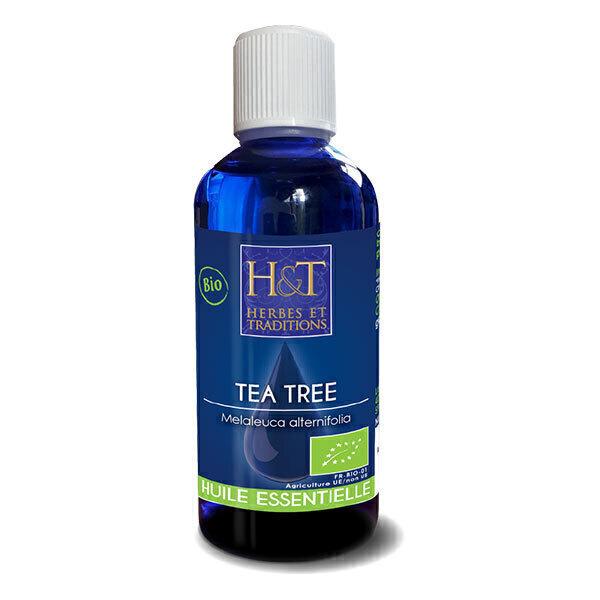 Herbes et Traditions - Huile Ess. Tea tree melaleuca 30 mL