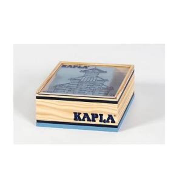 Kapla - 40 Piece Wooden Block Set