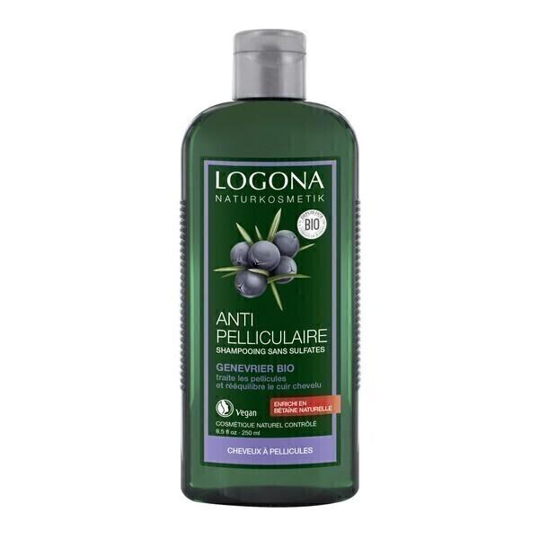 Logona - Anti-Schuppen-Shampoo Wacholderöl 250 ml