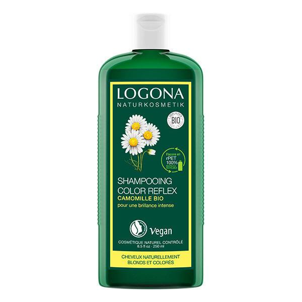 Logona - Shampooing color reflex camomille 250ml