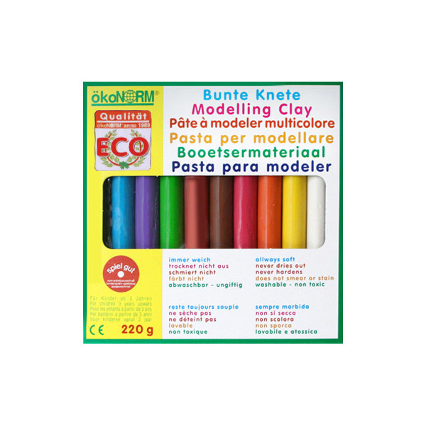 Okonorm - Modelling Clay Pack of 10
