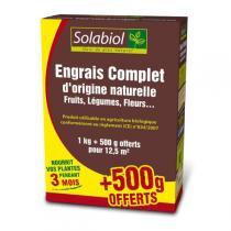 Solabiol - Komplett-Dünger 1kg