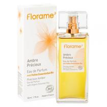Florame - Precious Ambre Eau de parfum - With essential oils 50ml