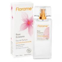 Florame - Eau de parfum Rose Eclatante 50ml