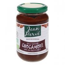Jean Hervé - Pâte à tartiner Chocamore bio 350g