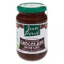 Jean Hervé - Pâte à tartiner Chocolade Sans Lait bio 350g