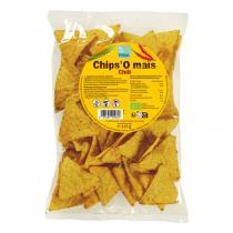 Pural - Chips maïs chili Tacos 125g