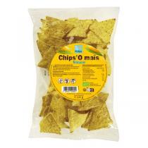 Pural - Chips maïs nature Tacos 125g