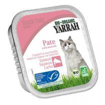 Yarrah - Katzenfutter Schale Lachs und Garnelen