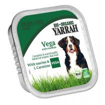 Yarrah - Barquette végétarienne pour chien
