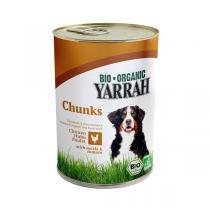Yarrah - Hundefutter Bröckchen Huhn in Sauce