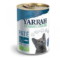 Yarrah - Pâtée pour chat boîte Poisson 400g