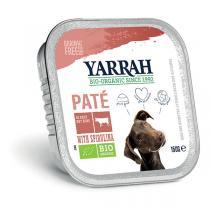 Yarrah - Pâtée pour chien bio barquette Boeuf 150g