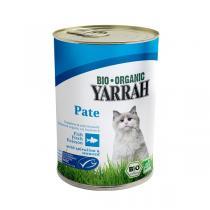 Yarrah - Katzenfutter Paté Fisch