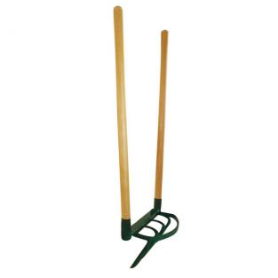 Green Corner 24 - 4-pronged Aero pitchfork