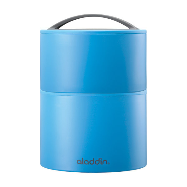 Aladdin - 2 isothermal Bento Lunchboxes 0.35l and 0.6L