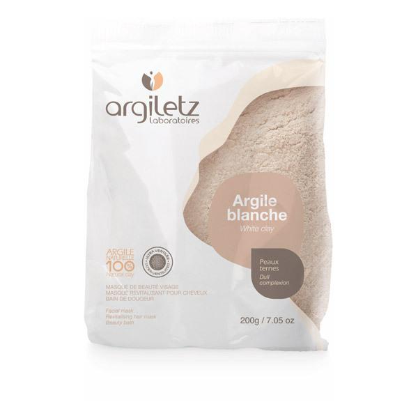 Argiletz - Argile blanche ultra ventilée 200g