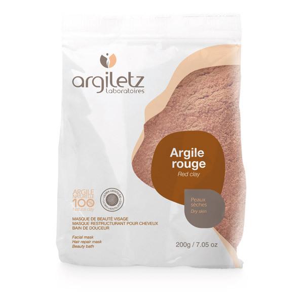Argiletz - Argile rouge ultra ventilée 200g