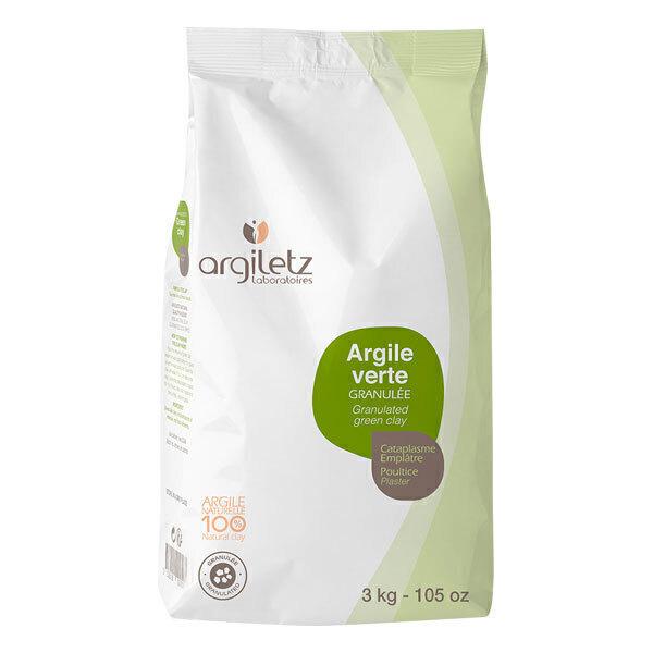 Argiletz - Argilla Verde Illite Granulata 3 kg