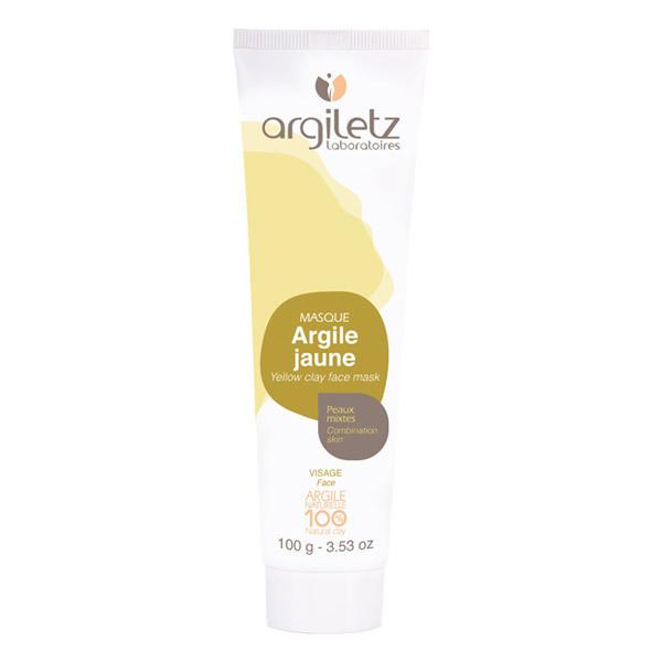 Argiletz - Masque argile jaune 100gr