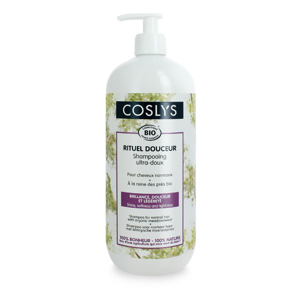 Coslys - Shampooing cheveux normaux 1L