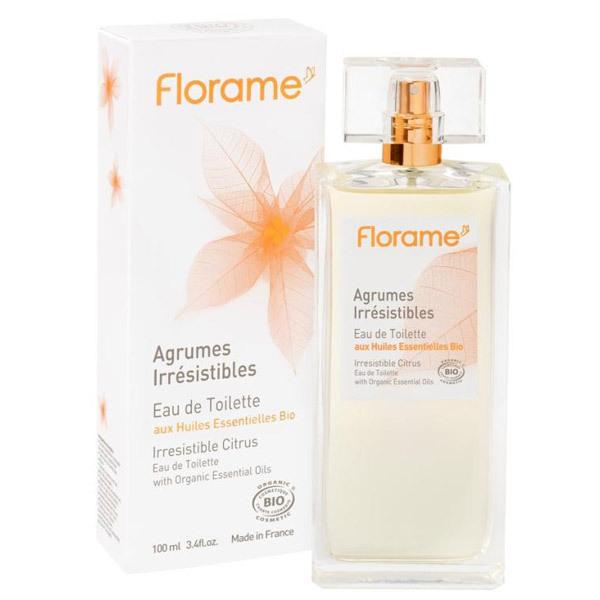 Florame - Eau de toilette Agrumes Irrésistibles 100 ml