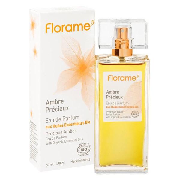 Florame - Eau de parfum Ambre Précieux 50ml